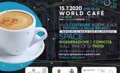 Ascolto del territorio: world cafè con la comunità